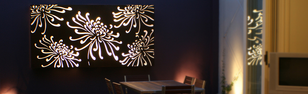 Waratah Light Box