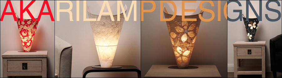 Akari Lamp Designs | New Australian Table Lamp Range