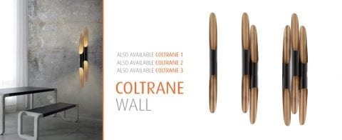Coltrane 1 Wall Lamp Sydney Lighthouse
