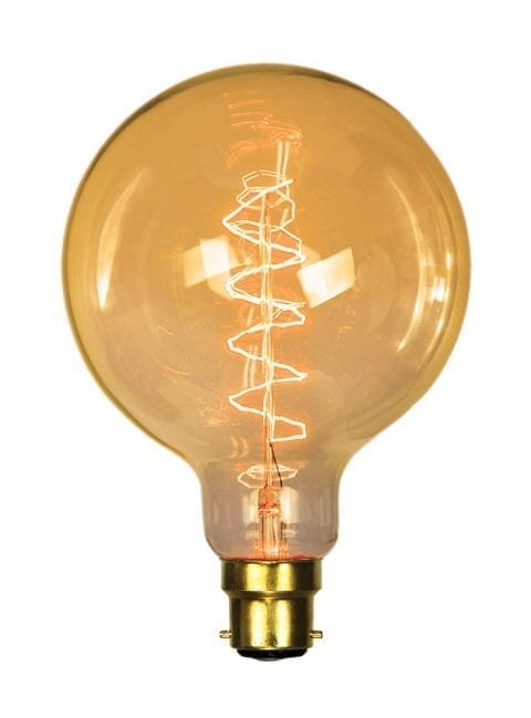 Spiral G125 Vintage Bulb Sydney Lighthouse